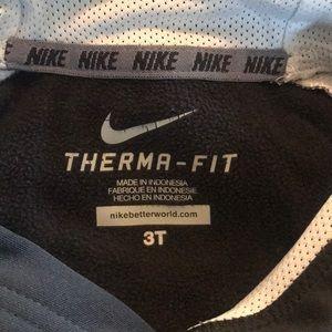 Nike Jackets & Coats - 👦🏻 THERMA-FIT hooded jacket